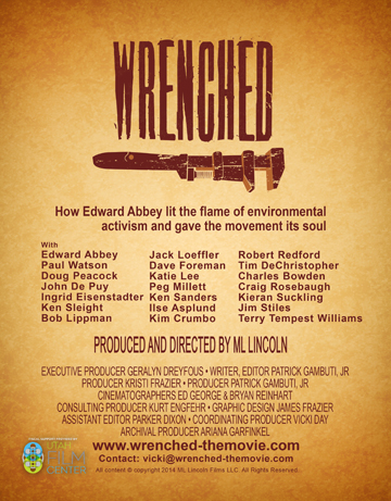 Opening Night Gala/Reception/Wrenched