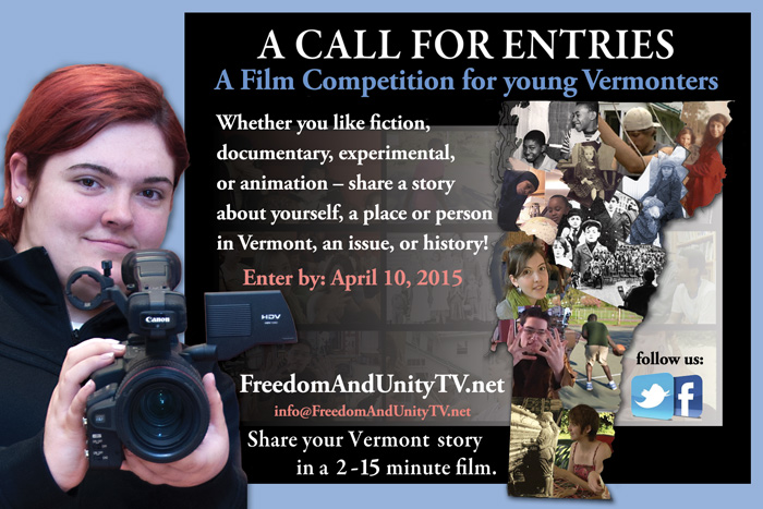 Freedom & Unity TV Youth Filmmakers Awards