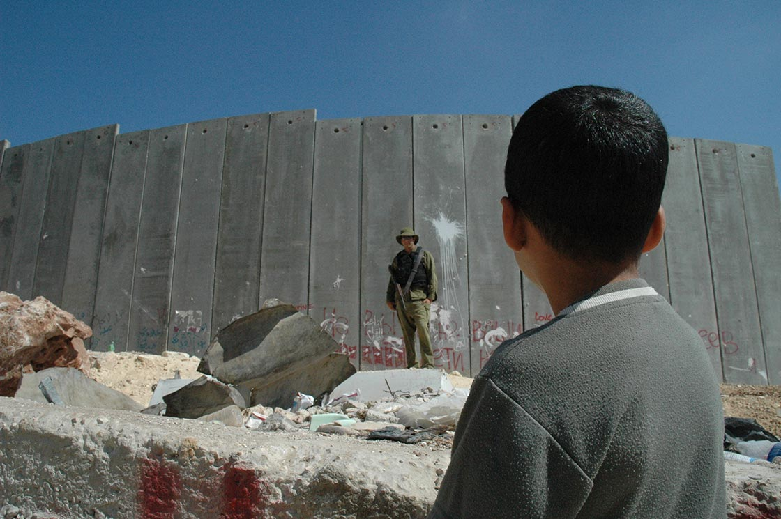 Seeing Through The Wall: Meeting Ourselves in Palestine and Israel